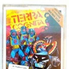 Videojuegos y Consolas: TERRA COGNITA / AMSTRAD / ORIGINAL / BUEN ESTADO. Lote 136526512