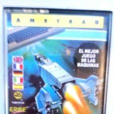 Videojuegos y Consolas: XEVIOUS / ORIGINAL / COMPLETO / AMSTRAD- SPECTRUM-COMMODORE / BUEN ESTADO. Lote 136568722