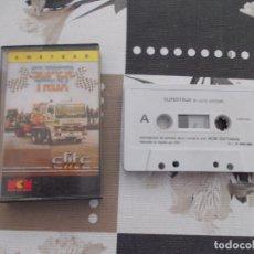 Videojuegos y Consolas: JUEGO AMSTRAD SUPER TRUX ELITE / MCM. AMSTRAD. Lote 136829546