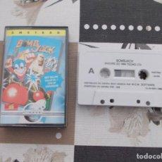 Videojuegos y Consolas: JUEGO AMSTRAD BOMB JACK ENCORE /ELITE / MCM. AMSTRAD. Lote 136829658