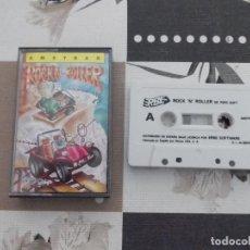 Videojuegos y Consolas: JUEGO AMSTRAD ROCK ´N ROLLER TOPO. AMSTRAD. Lote 136829794
