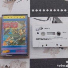 Videojuegos y Consolas: JUEGO AMSTRAD 1943. GO¡ / CAPCOM / ERBE. AMSTRAD. Lote 136829906