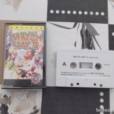 Videojuegos y Consolas: JUEGO AMSTRAD MACHT DAY 2. THE HIT SQUAD / OCEAN / ERBE. AMSTRAD. Lote 136830250