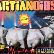 Videojuegos y Consolas: VESIV CASETE JUEGO ORDENADOR AMSTRAD MARTIANOIDS. Lote 137179266