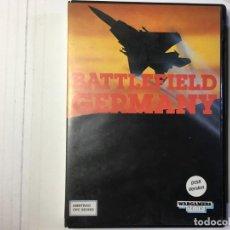 Videojuegos y Consolas: JUEGO BATTLEFIELD GERMANY AMSTRAD CPC 6128 DISCO /DISK. Lote 139510030