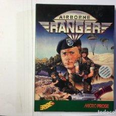 Videojuegos y Consolas: JUEGO AIRBONE RANGER DE AMSTRAD CPC 6128 DISCO/DISK. Lote 139510382