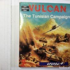 Videojuegos y Consolas: JUEGO VULCAN THE TUNISIAN CAMPAING DE AMSTRAD CPC 6128 DISCO /DISK. Lote 139511686