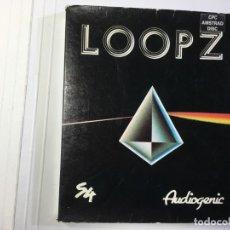 Videojuegos y Consolas: JUEGO LOOPZ - AMSTRAD CPC 6128 DISCO/DISK. Lote 139513614