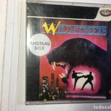 Videojuegos y Consolas: JUEGO WILD STREETS - AMSTRAD CPC 6128 DISCO/DISK. Lote 139514170