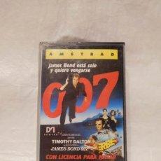 Videojuegos y Consolas: M69 JUEGO AMSTRAD JAMES BOND 007. Lote 139701142