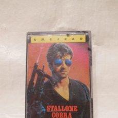 Videojuegos y Consolas: M69 JUEGO AMSTRAD STALLONE COBRA. Lote 139701438