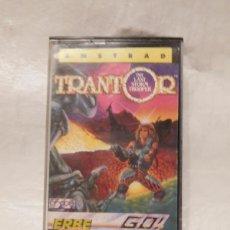 Videojuegos y Consolas: M69 JUEGO AMSTRAD TRANTOR. Lote 139702226