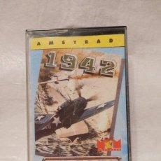 Videojuegos y Consolas: M69 JUEGO AMSTRAD 1942. Lote 139704690