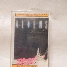 Videojuegos y Consolas: M69 JUEGO AMSTRAD ALIENS. Lote 139705250