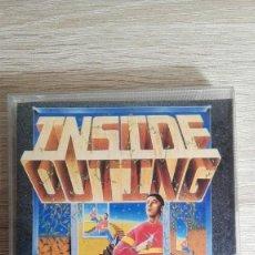 Videojuegos y Consolas: INSIDE OUTING-AMSTRAD CASSETTE-ESTUCHE GRANDE-THE EDGE-AÑO 1988-COMO NUEVO.IMPRESCINDIBLE.. Lote 140547314