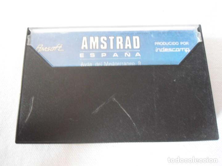 Videojuegos y Consolas: CINTA AMSTRAD ALMIRANTE GRAF SPEE 1985 - Foto 3 - 141704594