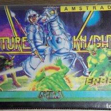 Videojuegos y Consolas: FUTURE KNIGHT-AMSTRAD CASSETTE CON ESTUCHE-GREMLIN GRAPHICS-AÑO 1986.. Lote 142272062