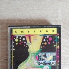Videojuegos y Consolas: BUBBLER-AMSTRAD CASSETTE-ULTIMATE PLAY THE GAME-ERBE SOFTWARE-AÑO 1987. INSTRUCCIONES,DIFÍCIL.. Lote 143022610