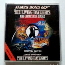 Videojuegos y Consolas: JAMES BOND 007 JUEGO AMSTRAD PCW DISQUETTE. Lote 143295352