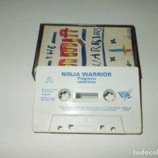 Videojuegos y Consolas: JUEGOS AMSTRAD. THE NINJA WARRIORS. VIRGIN - DRO. Lote 143445402