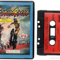 Videojuegos y Consolas: AMSTRAD - ENDURORACER - PC GAME - CASSETTE - K7 . Lote 143761650