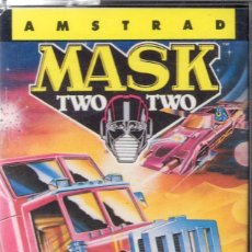 Videojuegos y Consolas: AMSTRAD - MASK TWO - PC GAME - CASSETTE - K7 . Lote 143761774