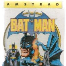 Videojuegos y Consolas: AMSTRAD - BATMAN - PC GAME - CASSETTE - K7. Lote 143762762