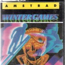 Videojuegos y Consolas: AMSTRAD - WINTER GAMES - PC GAME - CASSETTE - K7. Lote 143763070