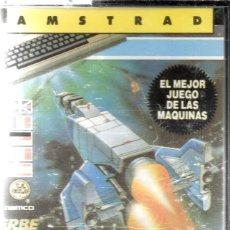 Videojuegos y Consolas: AMSTRAD - XEVIOUS - PC GAME - CASSETTE - K7. Lote 143763110