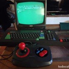 Videojuegos y Consolas: AMSTRAD CPC 464 + MONITOR GT 65 + 8 CASSETES + MANUAL + JOYSTICK QUICK SHOT. FUNCIONANDO TODO¡. Lote 144154802