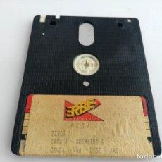 Videojuegos y Consolas: ANTIGUO DISCO DE ORDENADOR AMSTRAD . Lote 147213530