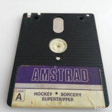 Videojuegos y Consolas: ANTIGUO DISCO DE ORDENADOR AMSTRAD . Lote 147213882