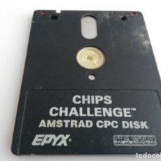 Videojuegos y Consolas: ANTIGUO DISCO DE ORDENADOR AMSTRAD . Lote 147214082
