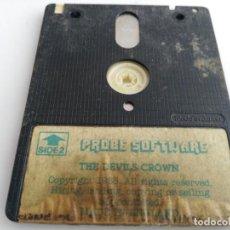 Videojuegos y Consolas: ANTIGUO DISCO DE ORDENADOR AMSTRAD . Lote 147214338