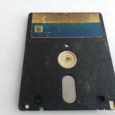Videojuegos y Consolas: ANTIGUO DISCO DE ORDENADOR AMSTRAD . Lote 147214686