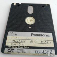 Videojuegos y Consolas: ANTIGUO DISCO DE ORDENADOR AMSTRAD . Lote 147214770