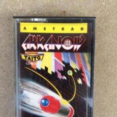 Videojuegos y Consolas: AMSTRAD - ARKANOID - THE MOVIE - PC GAME - CASSETTE . Lote 147595154