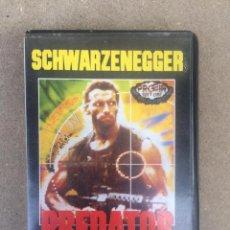 Videojogos e Consolas: JUEGO AMSTRAD - PREDATOR - ARNOLD SCHWARZENEGGER. Lote 147595630