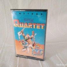 Videojuegos y Consolas: JUEGO - QUARTET THE HIT SQUAD - SEGA - AMSTRAD CPC464 CPC 464. Lote 148004018