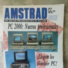 Videojuegos y Consolas: REVISTA AMSTRAD USER AÑO III NÚMERO 37. Lote 149679418