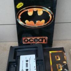 Videojuegos y Consolas: BATMAN DE OCEAN EN CAJA DE CARTON GRANDE + POSTER - AMSTRAD. Lote 149752850