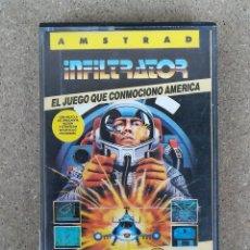 Videojuegos y Consolas: INFILTRATOR - AMSTRAD CPC 464 - CASSETTE. Lote 149753406