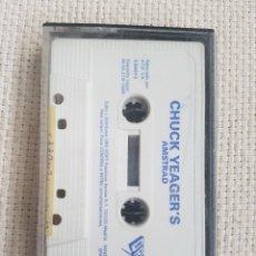Videojuegos y Consolas: JUEGO AMSTRAD CHUCK YEAGER'S. Lote 150466650