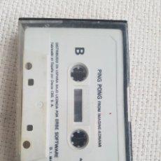 Videojuegos y Consolas: JUEGO AMSTRAD PING PONG. Lote 150488070