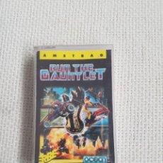Videojuegos y Consolas: JUEGO AMSTRAD RUN THE GAUNTLET. Lote 150488290