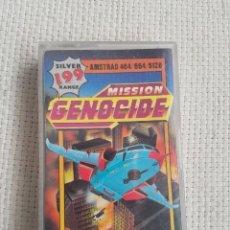 Videojuegos y Consolas: JUEGO AMSTRAD GENOCIDE. Lote 150488474
