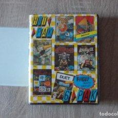 Videojuegos y Consolas: PACK AMSTRAD. HIT-PAK VOL-1 7 JUEGOS. ZAFIRO. AMSTRAD. Lote 150793818