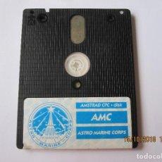 Videojuegos y Consolas: JUEGO PARA AMSTRAD PCP DISK 1987 AMC ASTRO MARINE CORPS. Lote 151295074