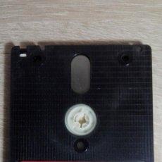 Videojuegos y Consolas: TOP BY TOPO-AMSTRAD DISCO-8 JUEGOS TUAREG,METROPOLIS,BLACKBEARD,WELLS FARGO,ETC..-TOPO-AÑO 1989. Lote 151527426
