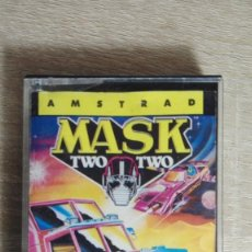 Videojuegos y Consolas: MASK TWO-2-II-AMSTRAD CASSETTE-FROM GREMLIN-AÑO 1987.. Lote 151565958